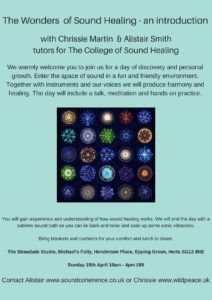 The Wonders of Sound Healing